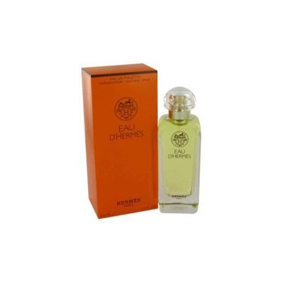 Eau D'Hermes for Men by Hermes 3.3 oz 100 ml EDT Spray