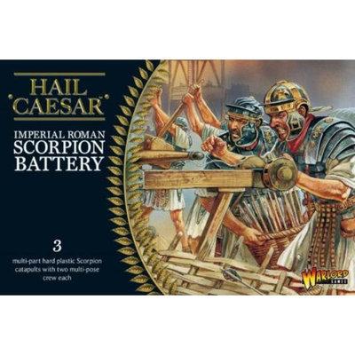 Hail Caesar 28mm Imperial Roman Scorpion Battery