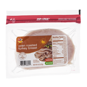 Ahold Sliced Oven Roasted Turkey Breast