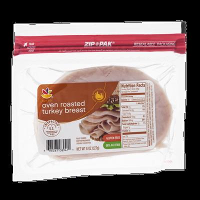 Ahold Sliced Oven Roasted Turkey Breast