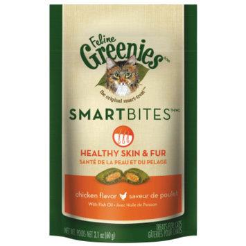 Greenies Smartbites Skin & Fur