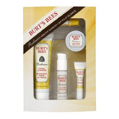Burt's Bees Radiance Healthy Glow Beauty Kit