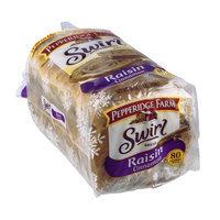 Pepperidge Farm Swirl Raisin Cinnamon Bread