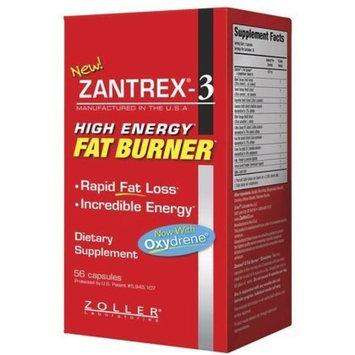 Zantrex-3 High Energy Extreme Fat Burner Caps, 56 ct