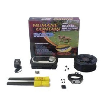 High Tech Pet Products, Inc. High Tech Pet Humane Contain Ultra System Dog Electric Fence