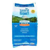 Natural Balance Ultra Premium Dry Dog Food 5lb