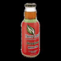 New Leaf Strawberry White Tea
