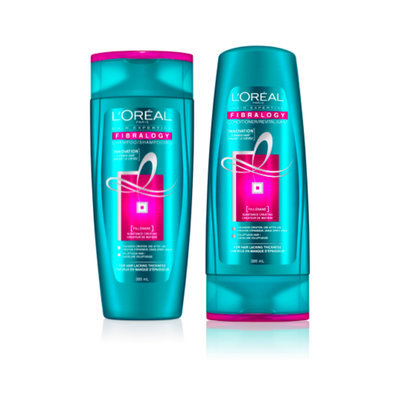 L'Oréal Paris Fibralogy Shampoo and Conditioner