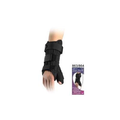 Medi USA Wrist Brace, with AbdLargeucted Thumb, Left Hand, Large