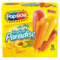 Popsicle Tropical Paradise Ice Pops 18 ct