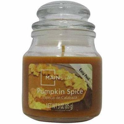 Generic Mainstays 3 oz Candle, Pumpkin Spice