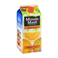 Minute Maid Premium 100% Orange Juice Original