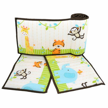 Garanimals Animal Antics Crib Bumper