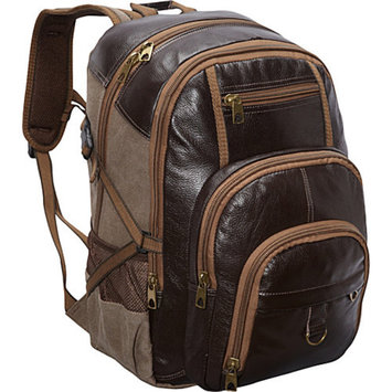 R & R Collections Laptop Backpack