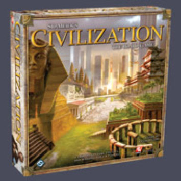 Fantasy Flight Games Civilization Board Game