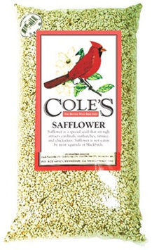 Cole's Wild Bird Products Co Coles Wild Bird Products Co COLESGCSA20 Safflower 20 lbs.