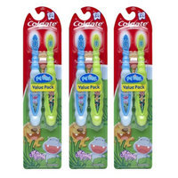 My First Colgate Kids Toothbrush Extra Soft, 6ct