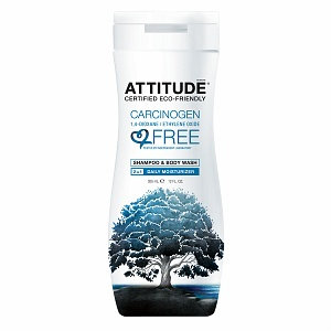 Attitude Shampoo + Body Wash