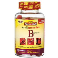 Nature Made B Complex Adult Gummies