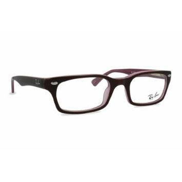 Ray-Ban Glasses 5150 2126 Brown 5150 Square Sunglasses Size 48