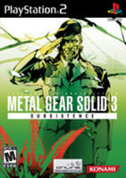 Konami Metal Gear Solid 3: Subsistence