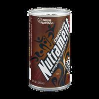 Nestlé Nutrition Chocolate Nutrament Complete Nutrition Drink