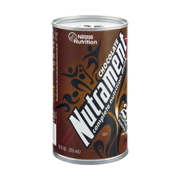 Nestlé Nutrition Chocolate Nutrament Complete Nutrition Drink