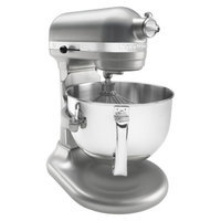 KitchenAid 6 qt. Professional Stand Mixer - Nickel Pearl