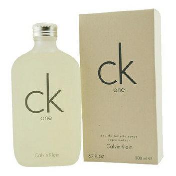 Calvin Klein Ck One Eau De Toilette Spray 6.7 oz