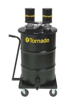 TORNADO 98694 Dual Wet Jumbo Air Vacuum,160 cfm