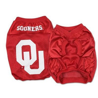 Sporty K9 Football Jersey - University of Oklahoma