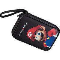 RDS Game Traveler Case - Mario Black (3DS/3DSXL/DSi)