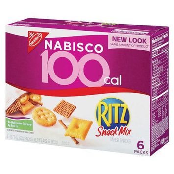 Nabisco RITZ 100 Calorie Snack Mix