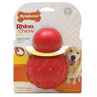Nylabone Rhino Cone Dog Chew Toy, Giant