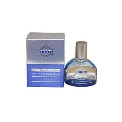 Brut Revolution Unisex - Cologne Spray - 1.3 oz