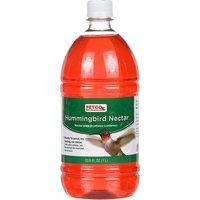Backyard Sanctuary Hummingbird Nectar, 1 liter, Color: Red