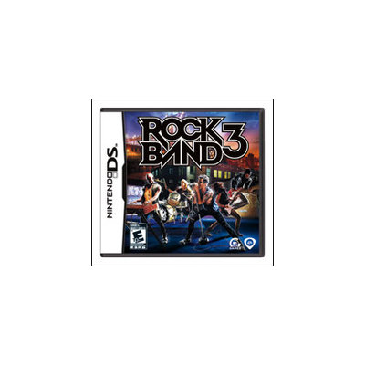 Rock Band 3 (Nintendo DS)