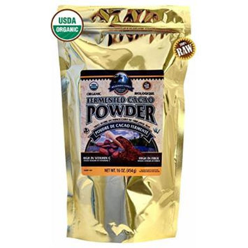 Cacao Powder, Raw, Certified Organic, 1 lb.