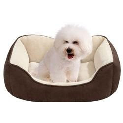 Soft Touch Reversible Rectangular Indoor Pet Bed