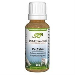 Native Remedies PCLM001 PetAlive PetCalm for Pet Anxiety and Stress 20g