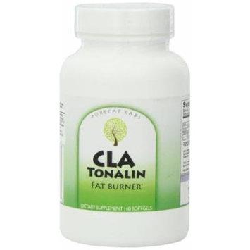 Eden Pond CLA Tonalin Fat Burner Weight Loss Support Exclusive Blend Softgels, 60 Count