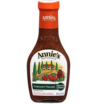 Annie's Naturals Dressing, Tuscany Italian, 8 FL OZ (Pack of 6)