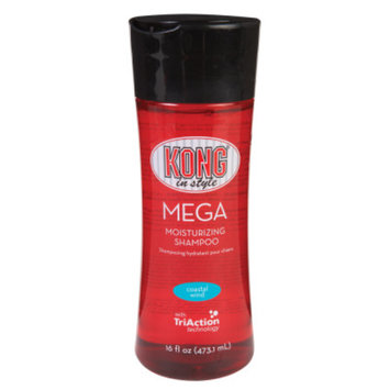 KONGA Mega Moisturizing Coastal Wind Scent Dog Shampoo
