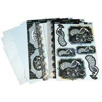 Kanban Crafts Birds of Paradise Luxury Card Making Kit