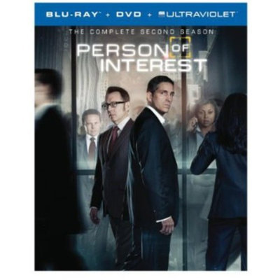 Person Of Interest: The Complete Second Season (Blu-ray + DVD + UltraViolet) (Widescreen)