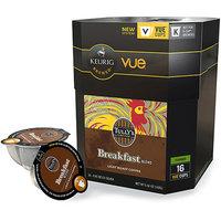 Keurig Vue Pack Tully's Coffee Breakfast Blend Coffee