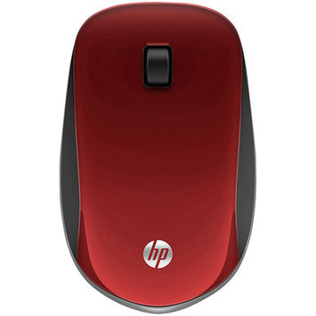 HP Z4000 Wireless Mouse, Red