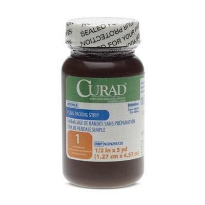MEDLINE NON255015 CURAD Sterile Plain Packing Strips