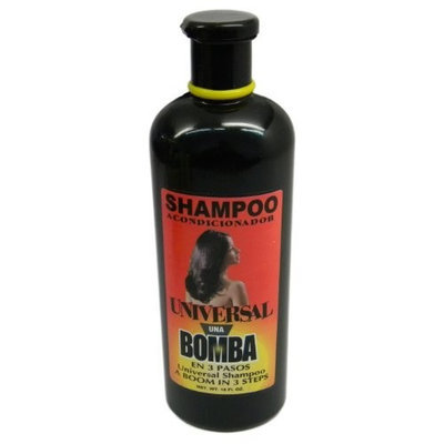 Dominican Hair Product Una Bomba Shampoo 16oz by Universal