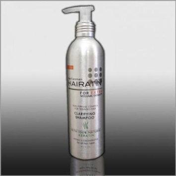 Revolution Hairatin Clarifying Shampoo 100% Natural Keratin Extra Volume/Density 8 fl. oz.